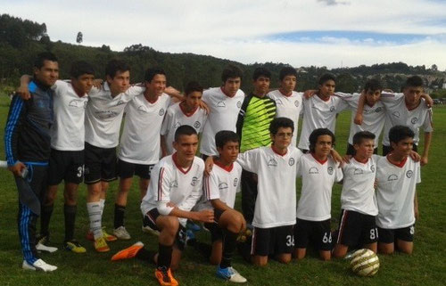 Prejuvenil B de San Pablo, Sep.07.2013 en Maracaná