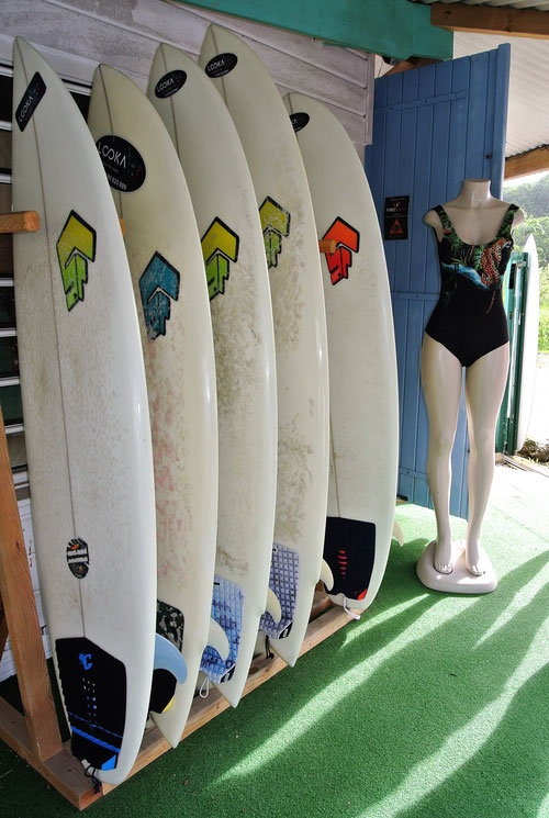 location surf guadeloupe ; surf rental guadeloupe ; affitto noleggio surf guadalupe