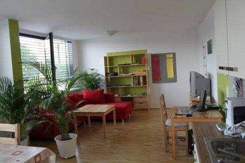 Wohnzimmer green.box
