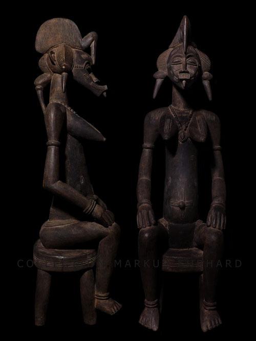 Tugubele Senufo Sennoufo statue art