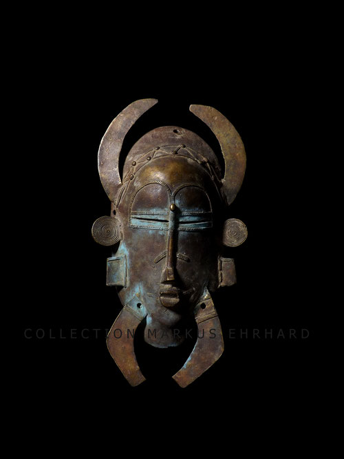 Gobe Kone Kpelie mask Senufo Kpelié Senoufo masque
