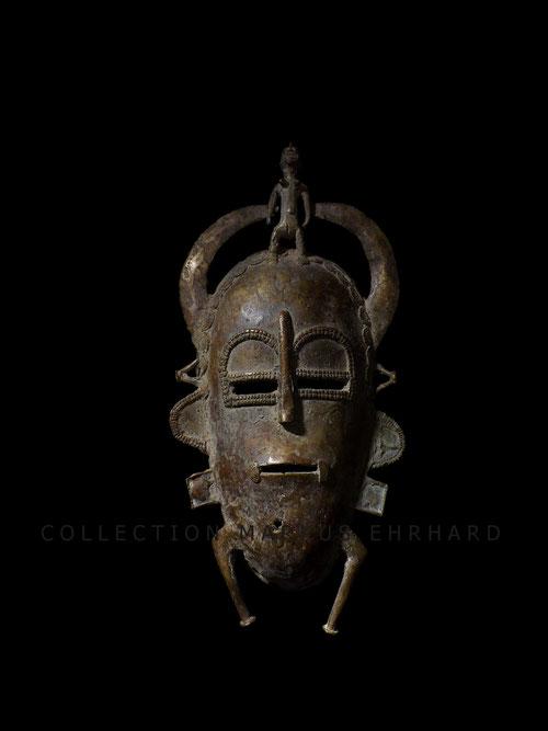 Senufo Kpelié mask Senoufo art