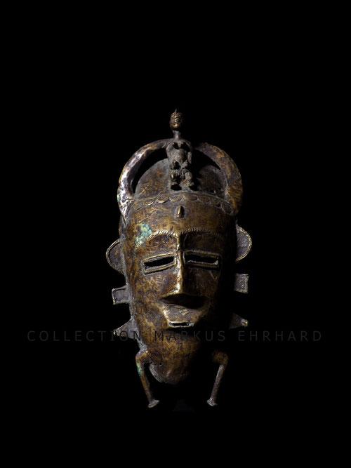 Kpelié mask by Koné Senoufo Senufo masque
