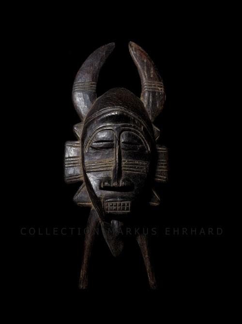 Senufo art Senoufo Kpelie masque