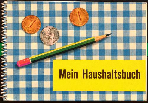 Haushaltsbuch der Sparkasse