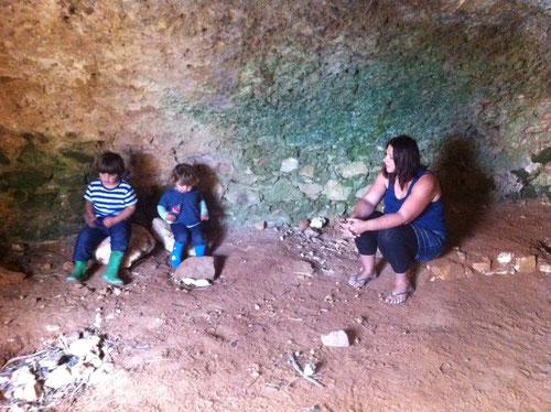Boca do Rio Höhle