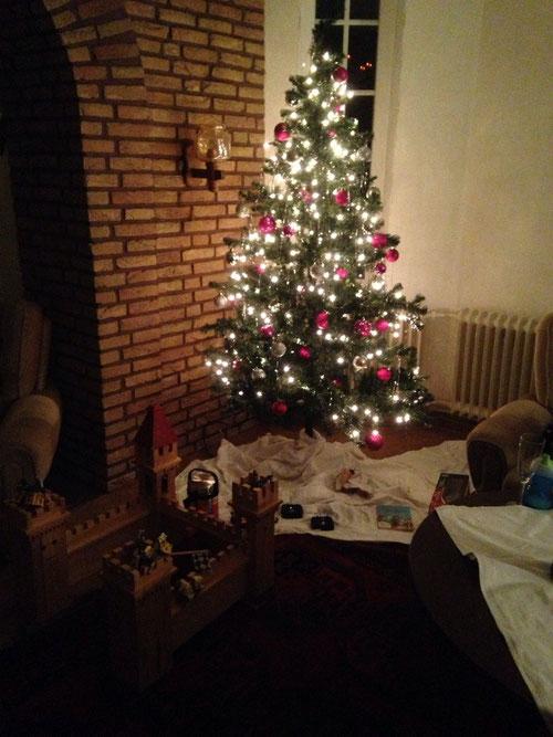 Frohe Weihnachten euch allen, wo immer auf der Welt ihr gerade seid!