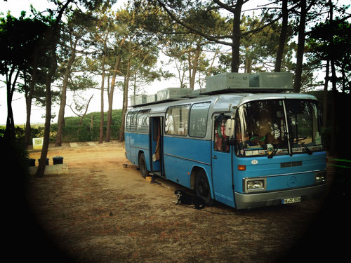 Sagres Campingplatz