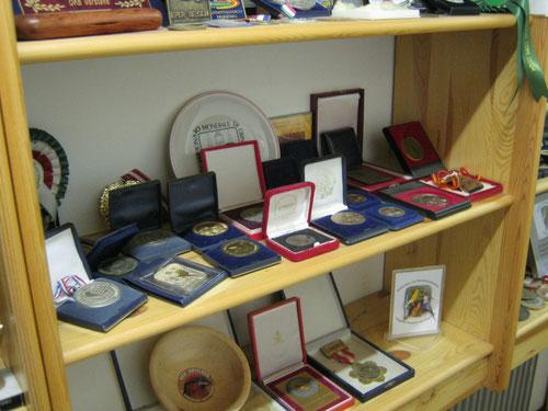 WM Medaillen