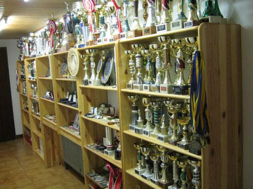 Pokal Wand