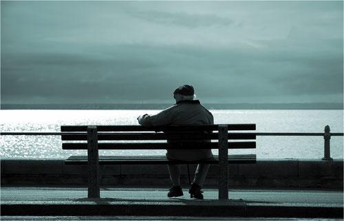 Solitude de la personne âgée