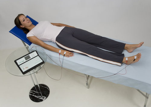 Mit exakten Körperinformationen zu einem idealen Körpergewicht !