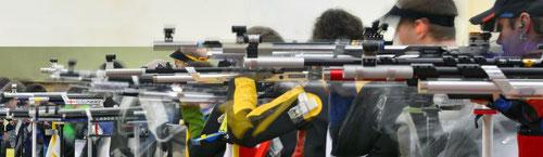 Wer schießt welches Gewehr? Who shots which rifle?