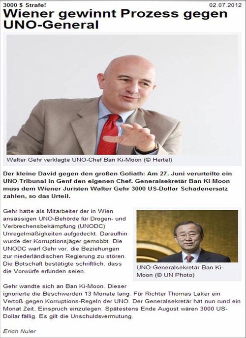 Quelle: http://www.heute.at/news/politik/art23660,739147 - Abfrage 08.12.2013, 18.00 Uhr