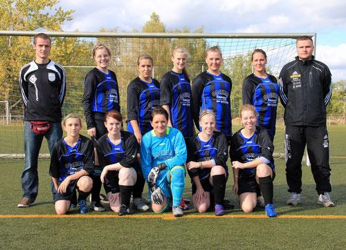 Frauenmannschaft Saison 2012 / 2013