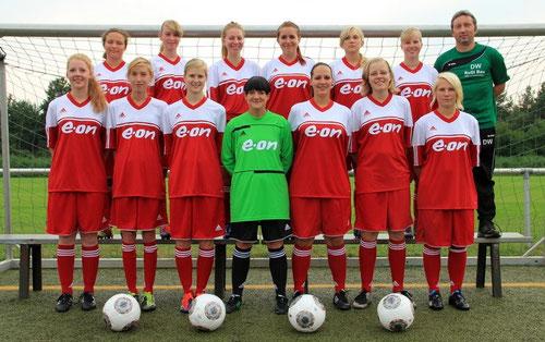 Frauenmannschaft Saison 2013 / 2014