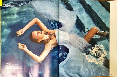 Juergen Christian Hoerl - MADONNA Stylebook White Dress Fashion Designer JCH