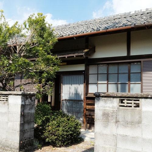 熊野市新鹿町にあるお試し住居です。