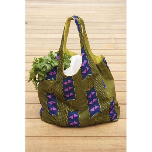 sac cabas pour les courses