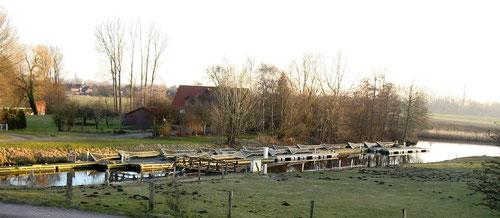 Aufbau der Schlengelanlagen geplant für Sa. den 16.03.2013