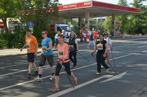Höchster Kreisstadtlauf 14.05.2015 - kurz nach dem Start