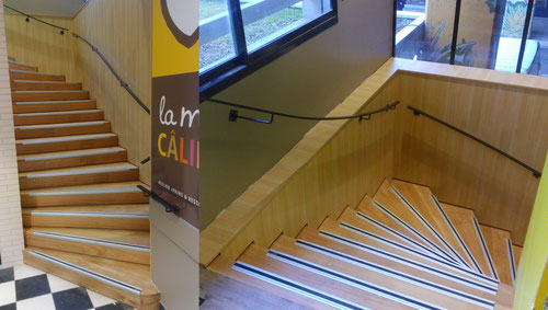 escalier menuisier saint-jean-de-monts challans