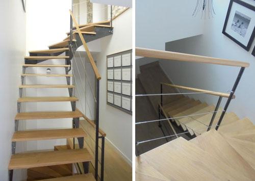 menuiserie escalier challans noirmoutier saint jean de monts