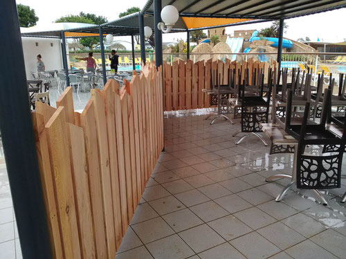 aménagement exterieur bois