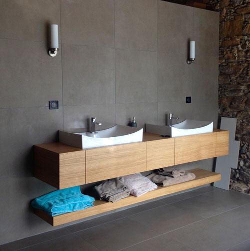 Meuble de salle de bain à saint jean de monts