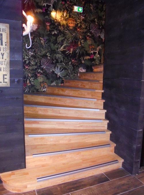 Escalier sur mesure challans