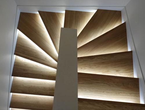 escalier technibois menuiserie