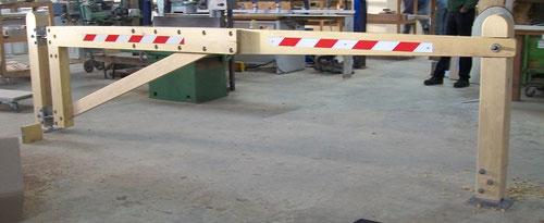 barrière menuiserie noirmoutier
