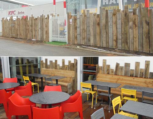 terrasse bois menuiserie noirmoutier