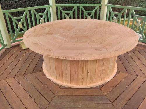 table menuiserie noirmoutier challans