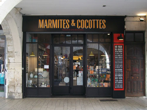 Agencement et façade de magasin