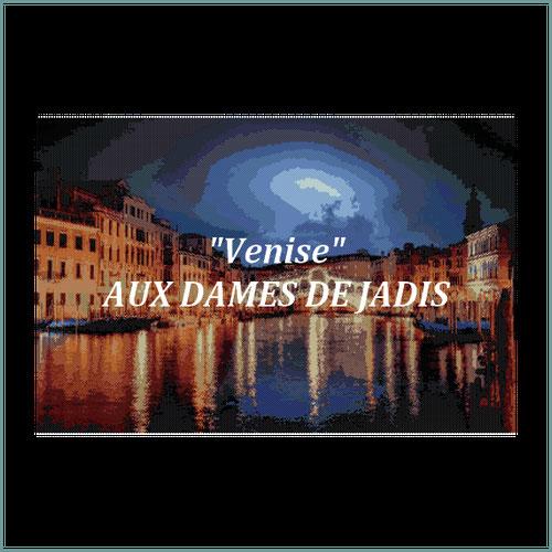Venise/Rialto/tapisserie/tapestry/pattern-peyote-seed beads-miyuki-délica-auxdamesdejadis