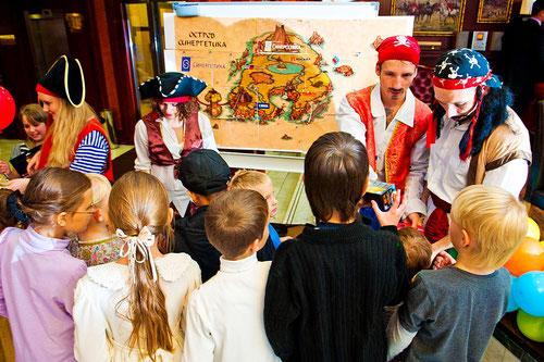заказ пирата домой, заказ пиратов, заказ пирата на детский день рождения, детский сад, школу