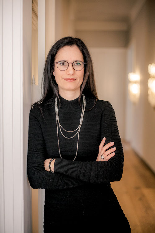 Alexandra Sarstedt, Mediation in Potsdam