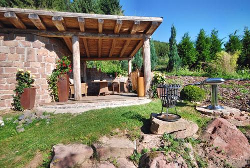 ferienwohnungen spessart ferienwohnung naturpark ss webseite. Black Bedroom Furniture Sets. Home Design Ideas