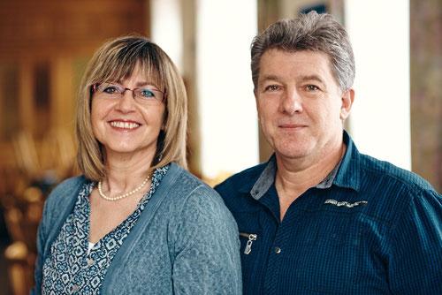 Peter & Sabine Wiedner
