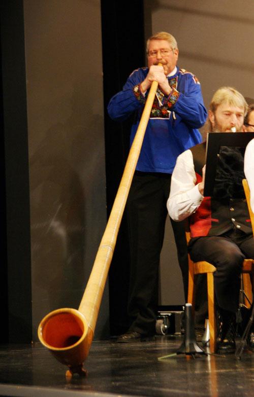 Ein Solist, Hansjörg Wägeli