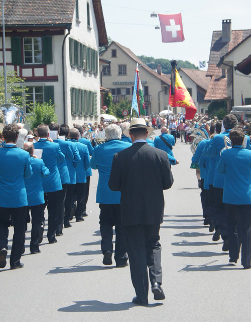 Marschmusik-Bewertung 2012
