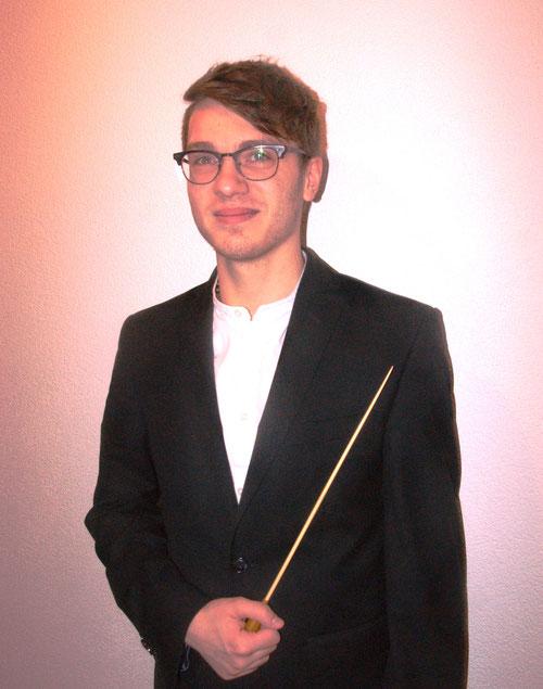 Unser neuer Dirigent Pawel Marciniak