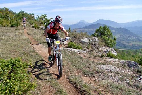 Ronde VTT - Plateau de Bouichet