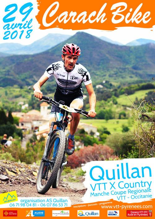 Carach Bike 2018 - Quillan