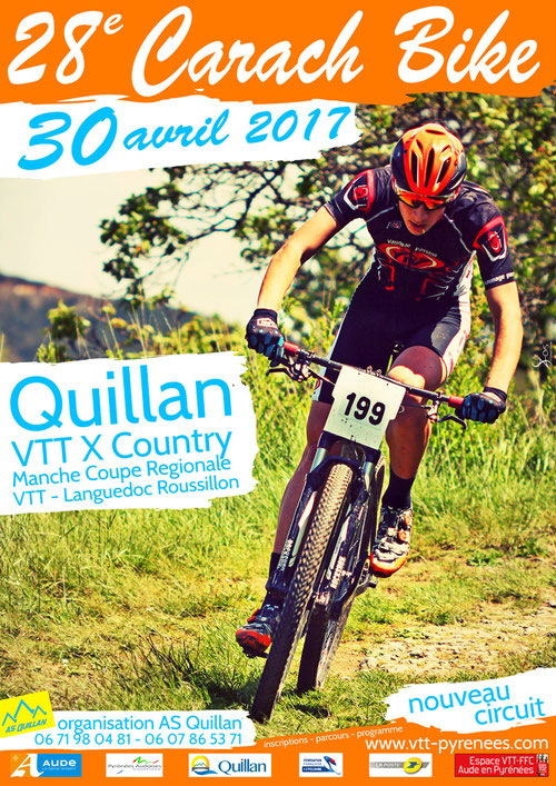 Carach Bike 2017 - VTT Quillan