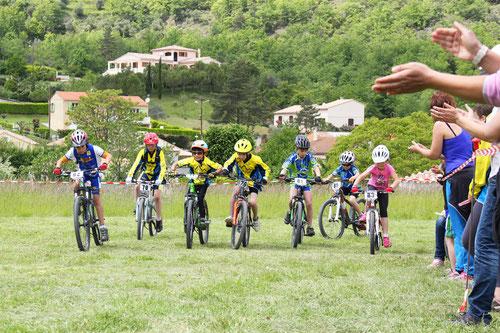 Mini Carach Bike à Ginoles - AS Quillan