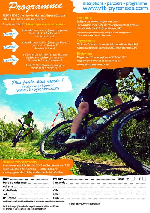 Carach Bike 2017 - Programme