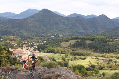 Ronde VTT des 3 Quilles 2015