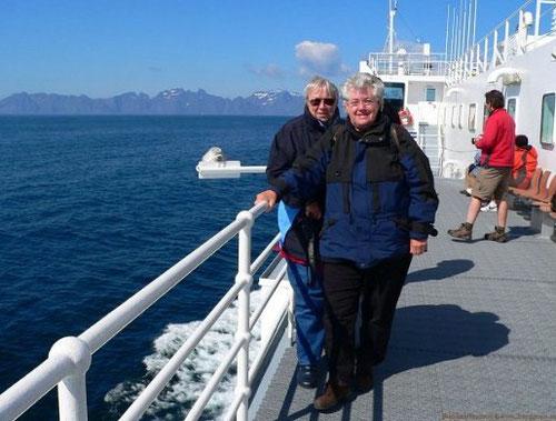 Travelmaus zu den Lofoten